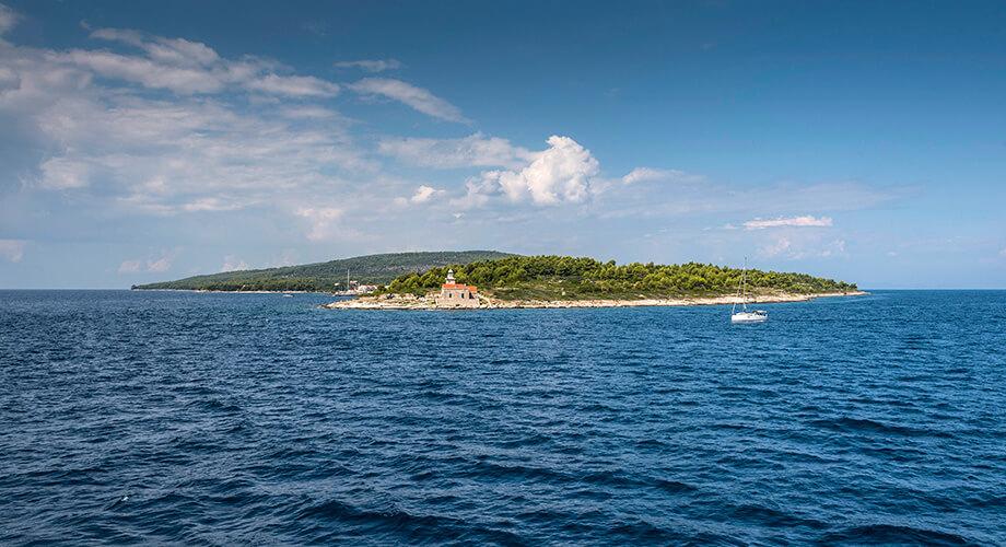 Faro di Sucuraj, Isola di Hvar, Croazia - foto3