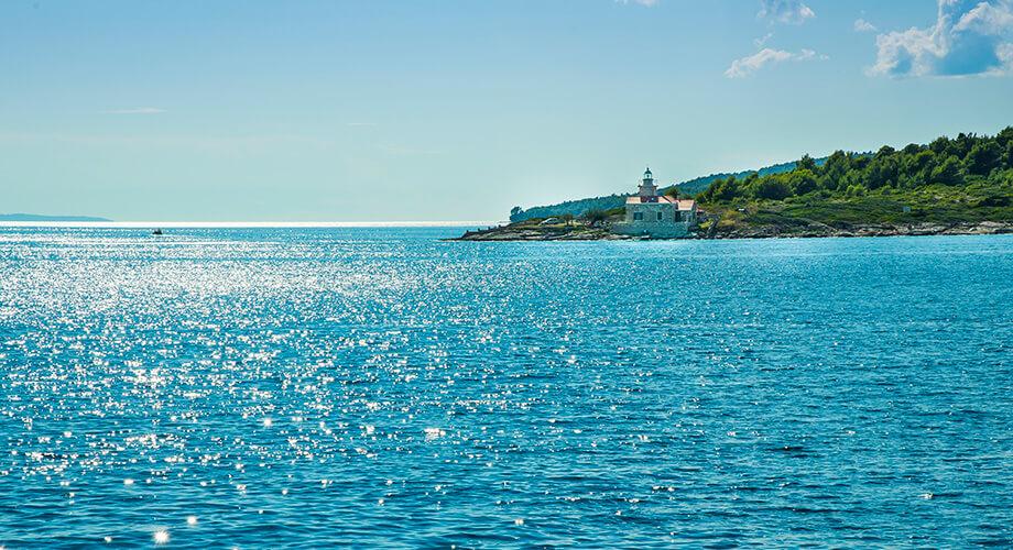 Faro di Sucuraj, Isola di Hvar, Croazia - foto5