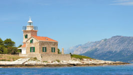 Lighthouse Sucuraj, Island Of Hvar, Croatia - photo1
