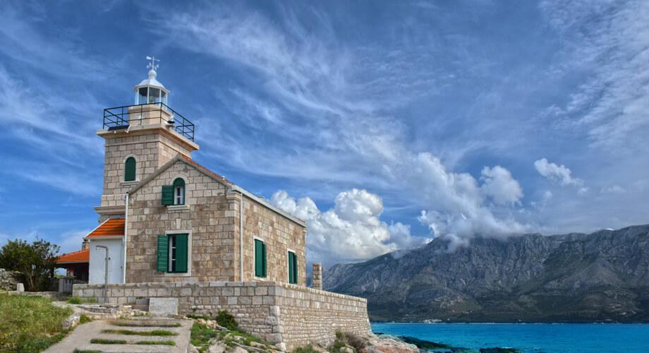 Faro di Sucuraj, Isola di Hvar, Croazia - foto9