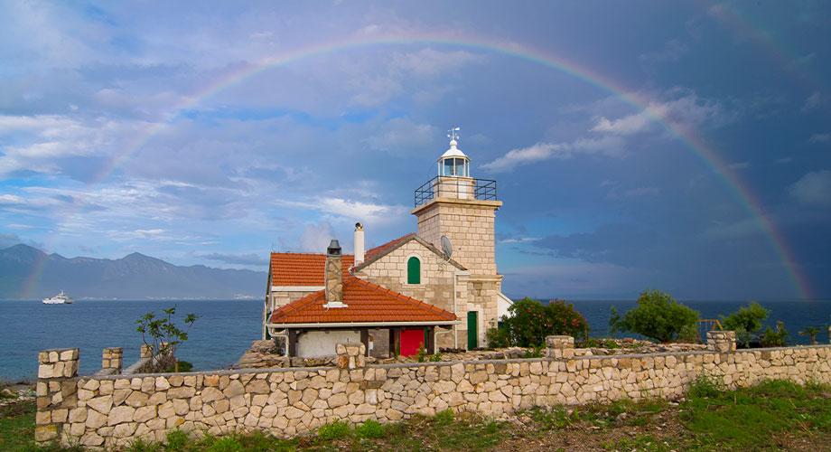 Faro di Sucuraj, Isola di Hvar, Croazia - foto14