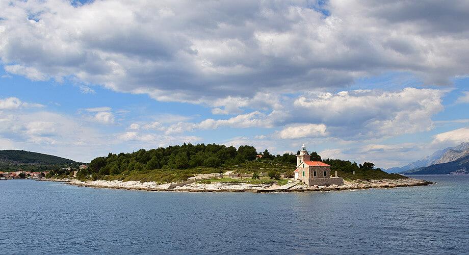 Faro di Sucuraj, Isola di Hvar, Croazia - foto19