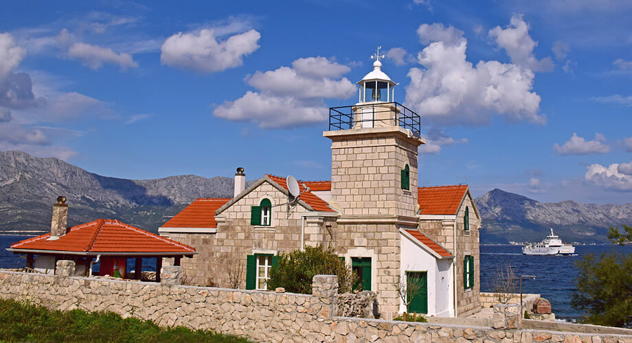 Lighthouse Sucuraj, Island Of Hvar, Croatia - photo24